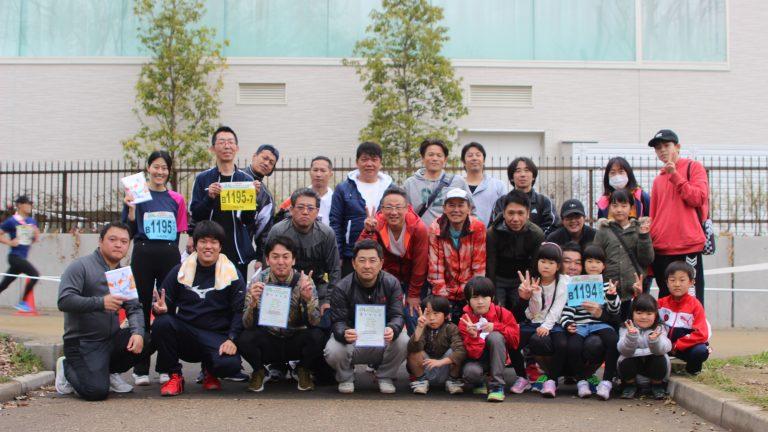 2019.3.21 大阪城リレーマラソン2019