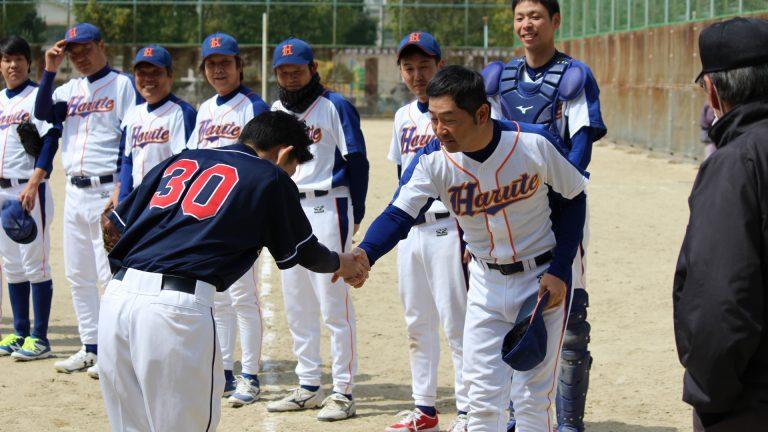 2019.3.24 トラック協会野球大会1回戦