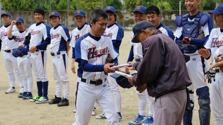 2019.4.28 トラック協会野球大会2回戦